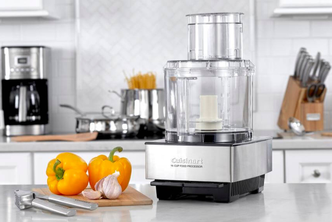 Best Food Processors With Dough Blade